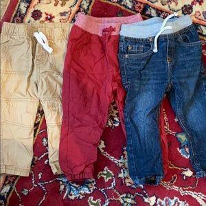 Cat & Jack toddler pants